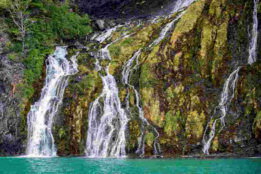 Balmaceda Serrano Glacier Cruise, Torres del Paine National Park, Chile
