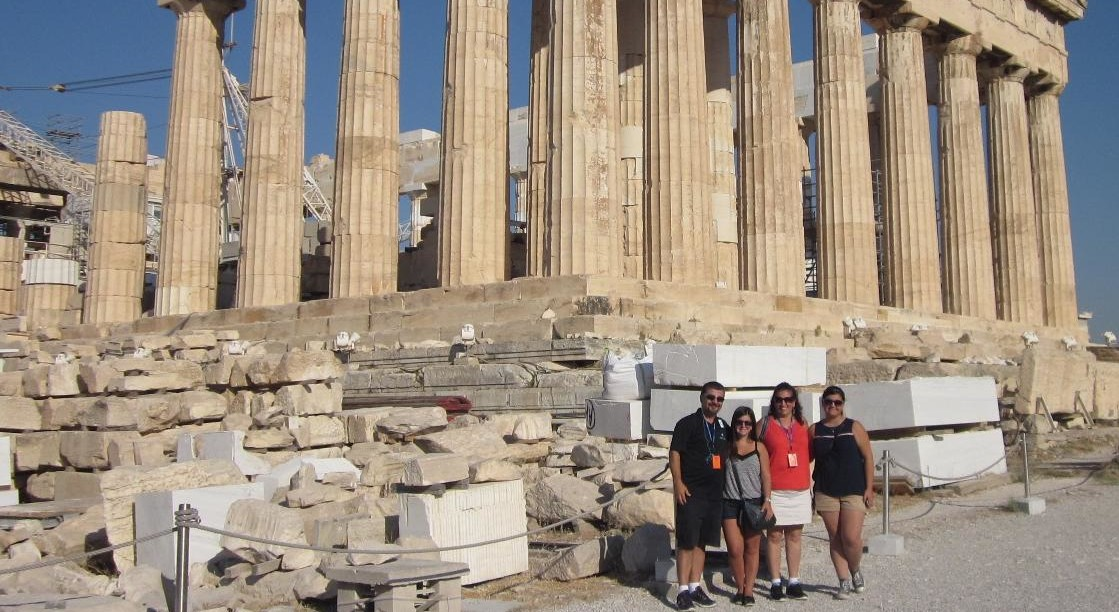 Another Successful Family Vacation  in Greece