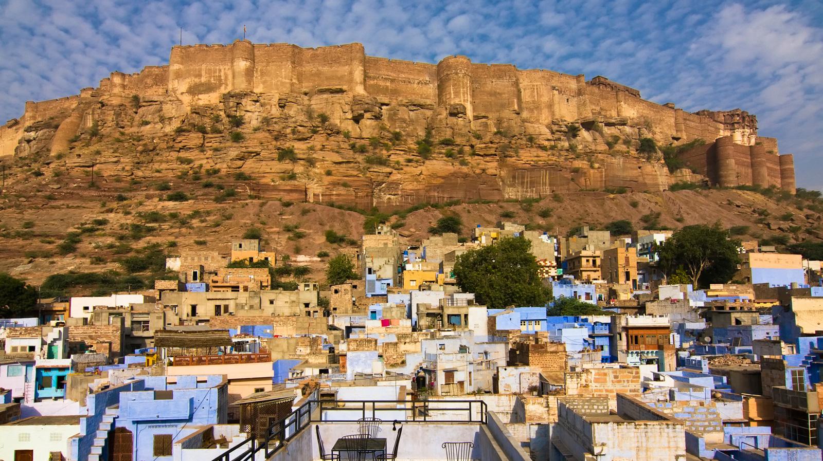 Mehrangarh-Fort_Mehrangarh-Fort_© ErickN