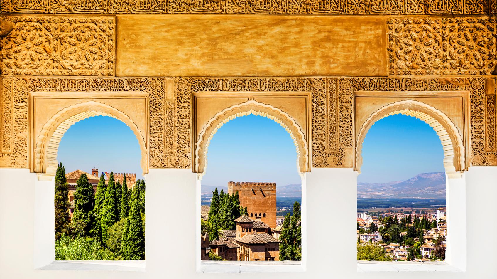 Alhambra_Windows-Alhambra_Credit-MarquesPhotography_iStock_http___www.istockphoto