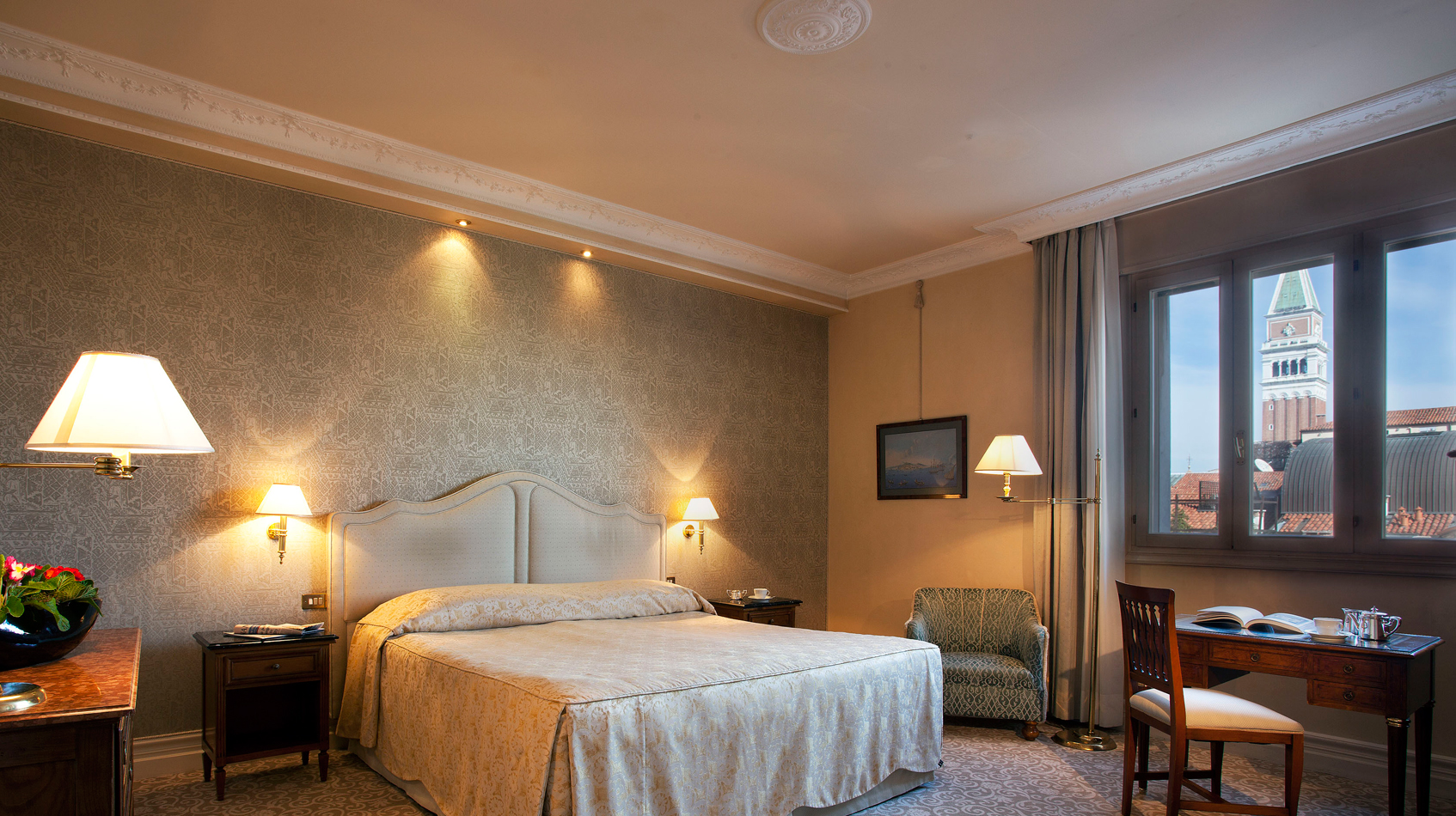 Inside The Bauer L'Hotel in Venice - Insight Vacations