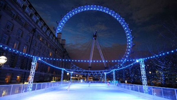 Pic of the Week - Lovely time of year for London lights.