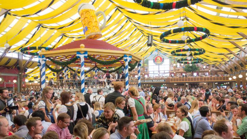 Munich Germany, Oktoberfest