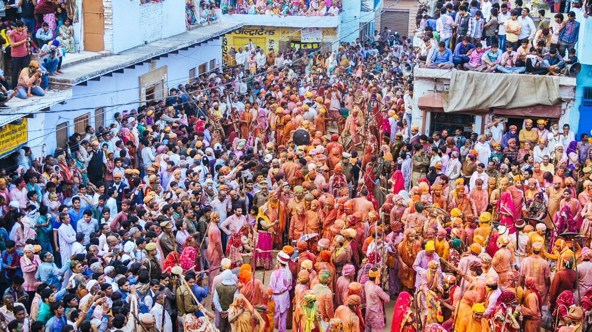 Barsana,-Rajasthan,-India-©-nikada
