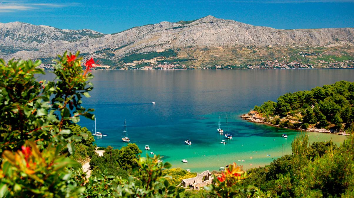 Lovrecina-beach-on-Brac-island,-Croatia-iStock-Dariusz-Szwangruber-www.istockphoto