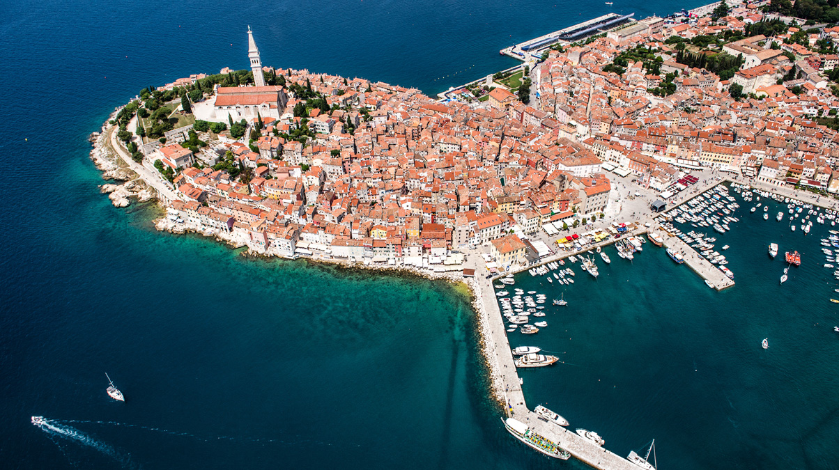 Rovinj-Harbour-From-The-Air-iStock-Predrag-Vuckovic-www.istockphoto