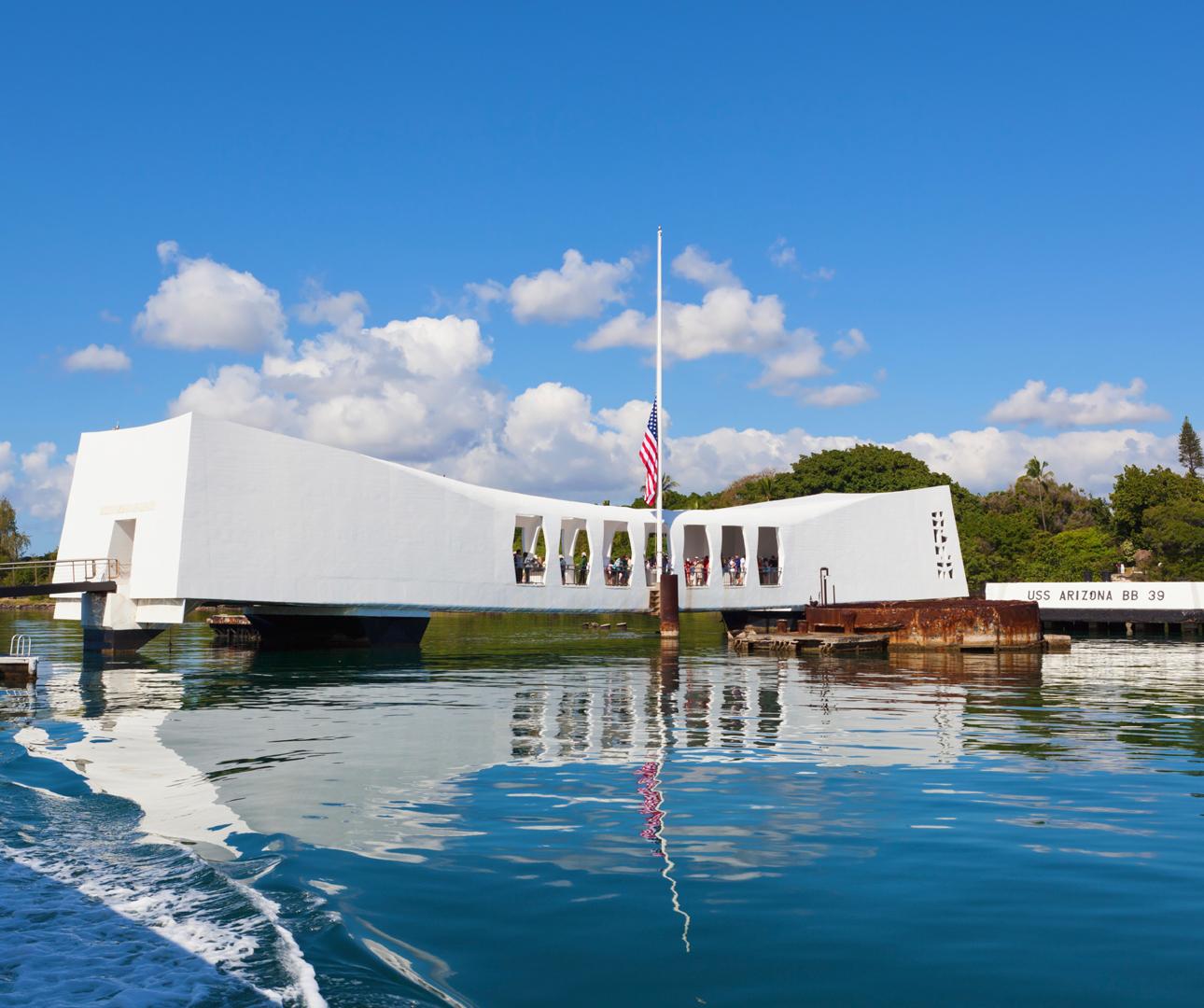 USS-Arizona-Memorial-Pearl-Harbor-Hawaii-iStock-pinggr-www.istockphoto[1]
