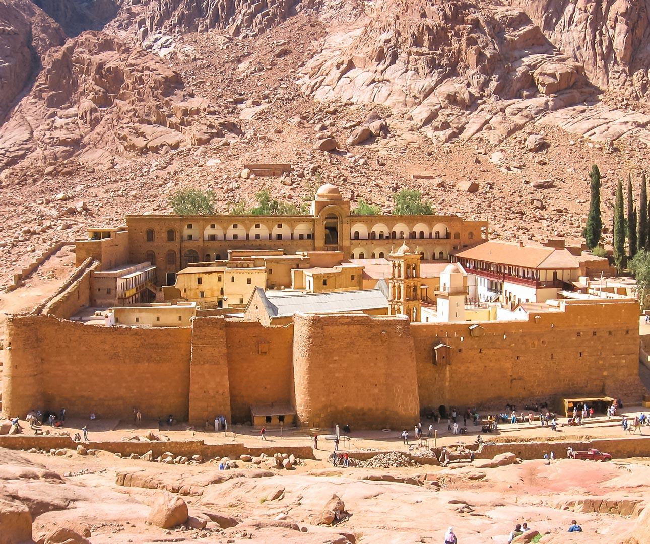 Monastery of St. Catherine Egypt