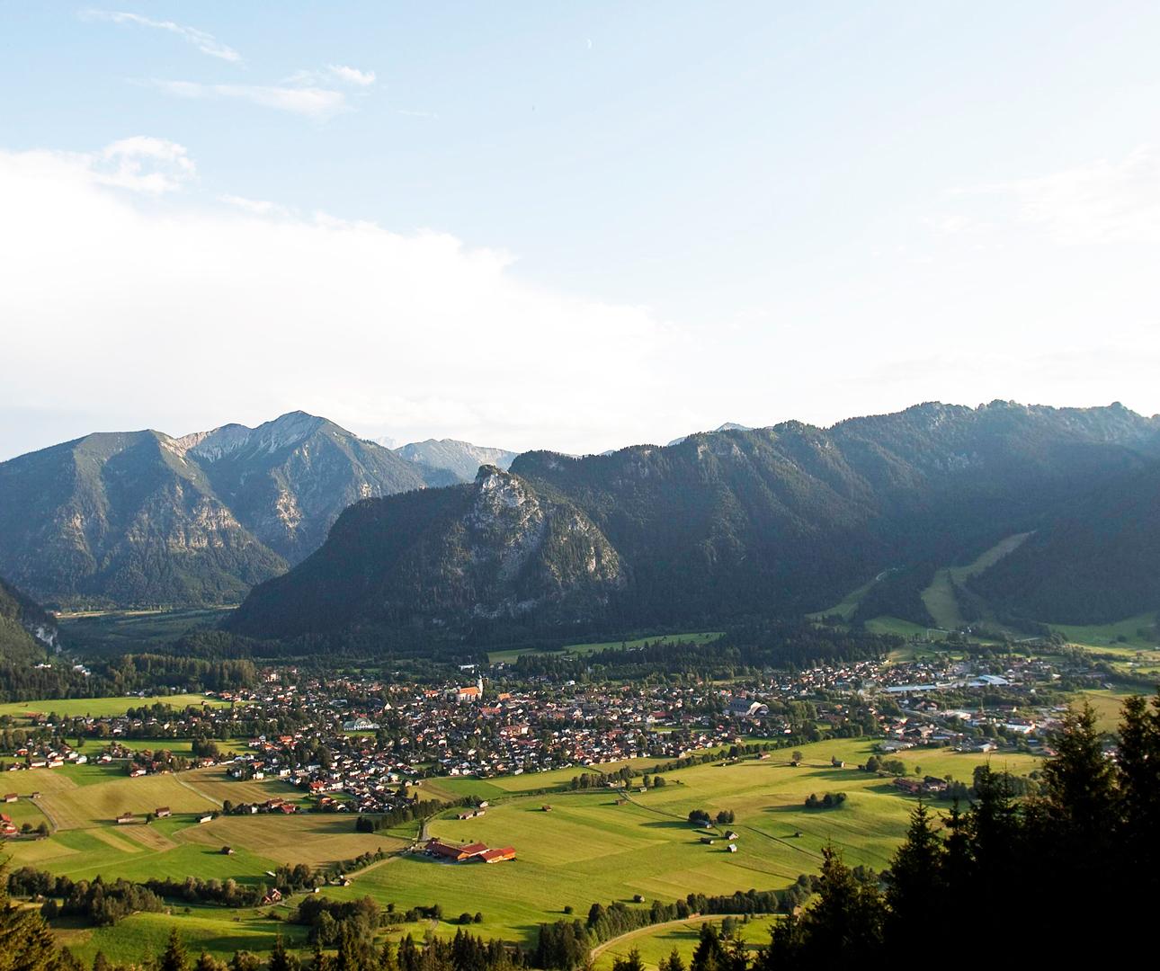 Visit Oberammergau