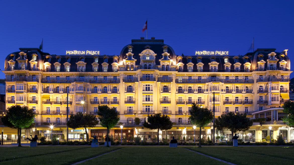 Fairmont Montreaux Palace Switzerland