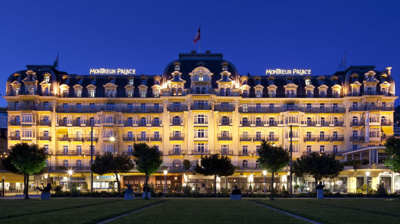 Fairmont Montreaux Palace Switzerland