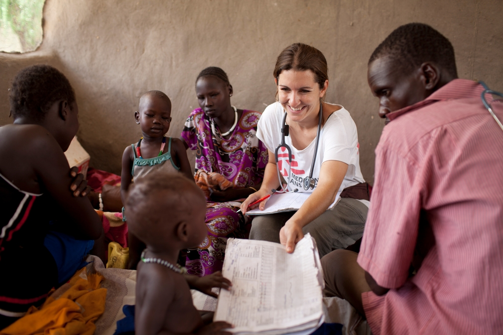 Serving as an international, independent, medical humanitarian organization, MSF continually reach out to those who have been impacted by epidemics, natural disasters and armed conflict or excluded from healthcare provision.