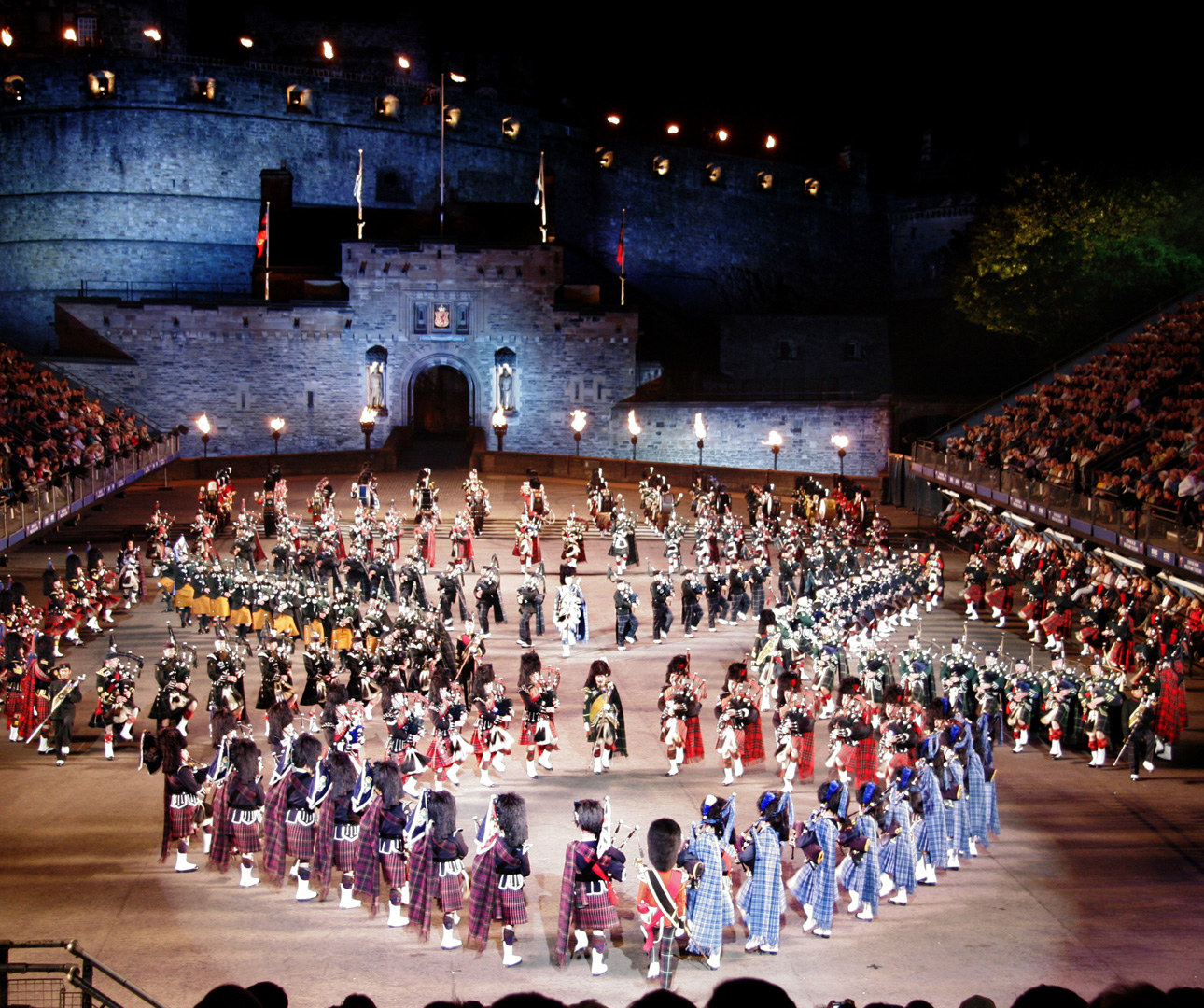 Experience the Edinburgh Tattoo with Insight Vacations