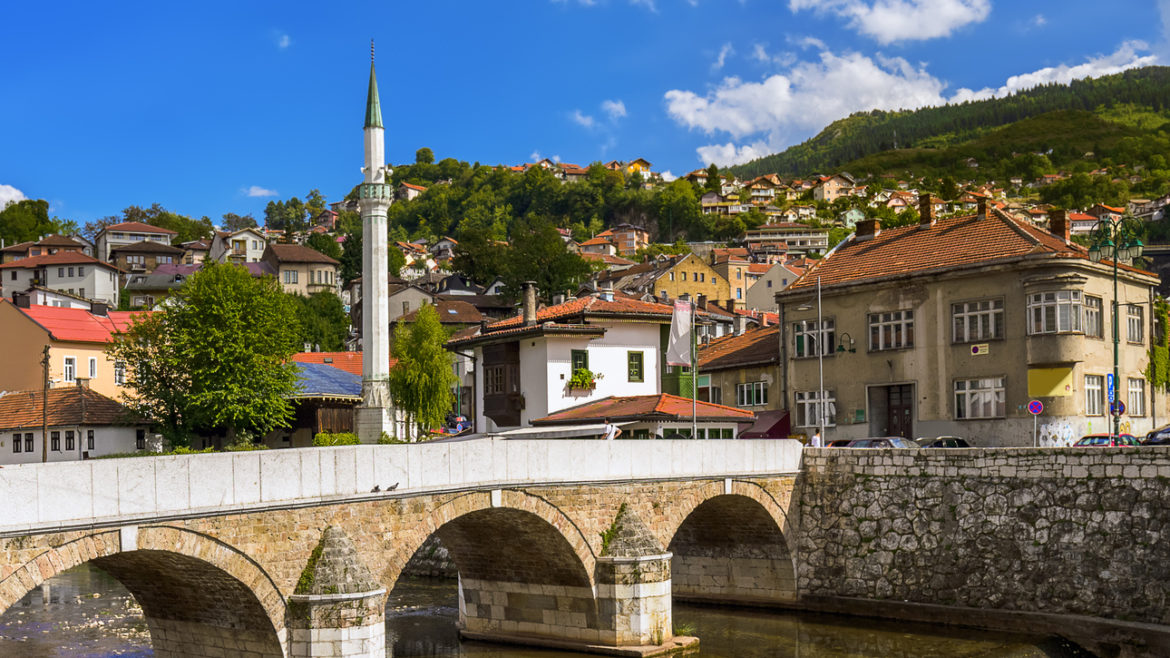 Places to See in Sarajevo