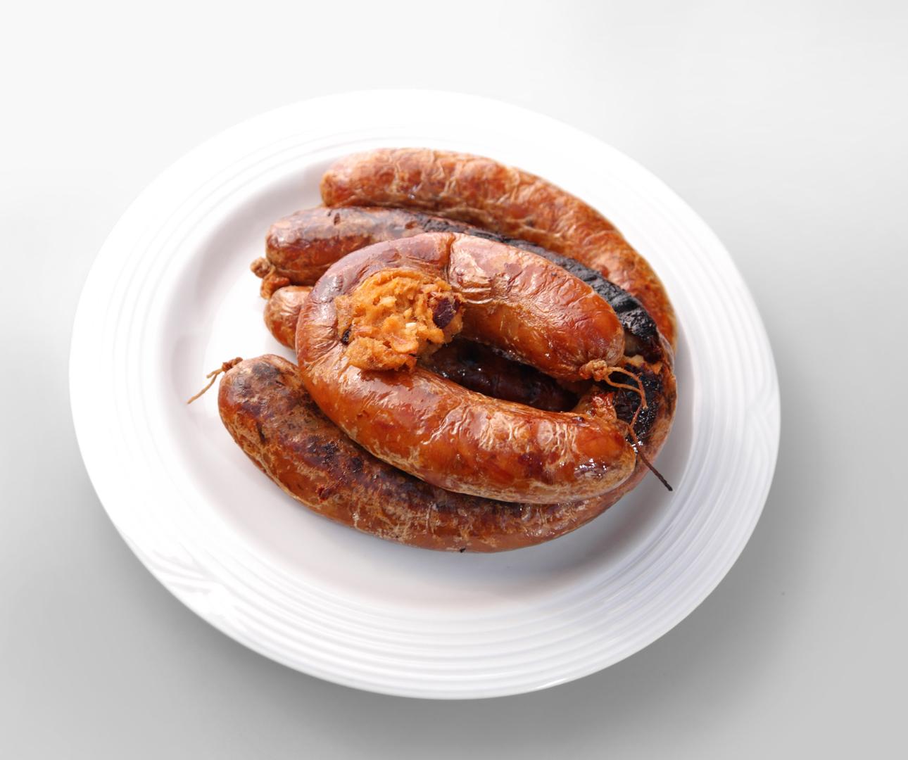 Alheira - Portuguese foods