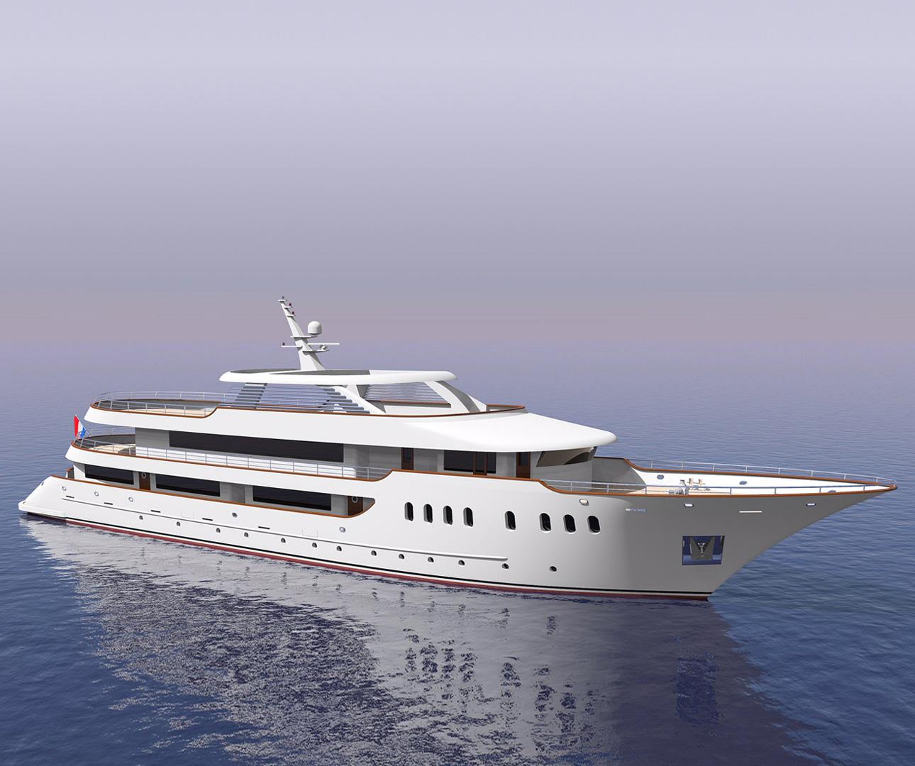 Set sail aboard the AVANGARD and explore beautiful Croatia