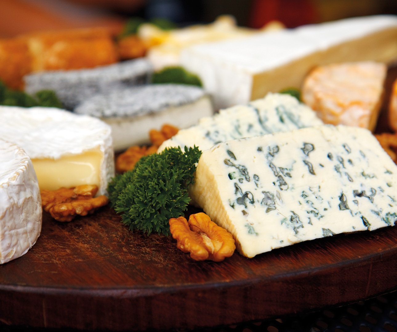 The Loire Valley is known for a variety of cheeses