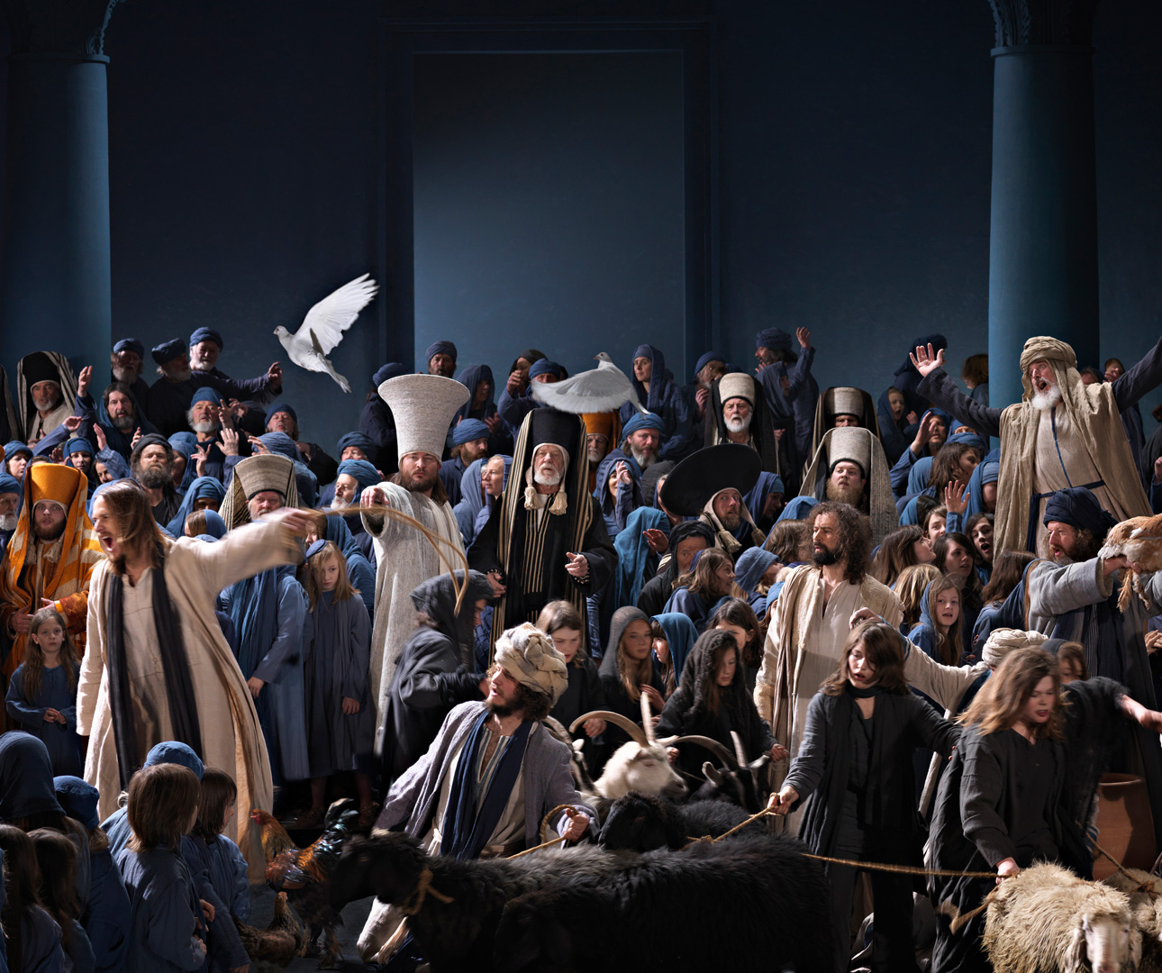 Oberammergau: The Passion Play 2020