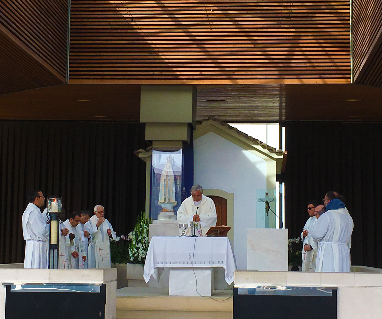 Fatima Mass