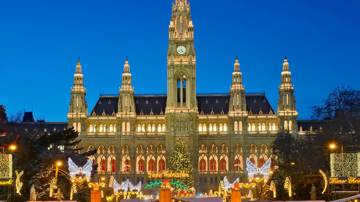Explore the Vienna Christmas Markets with Insight Vacations