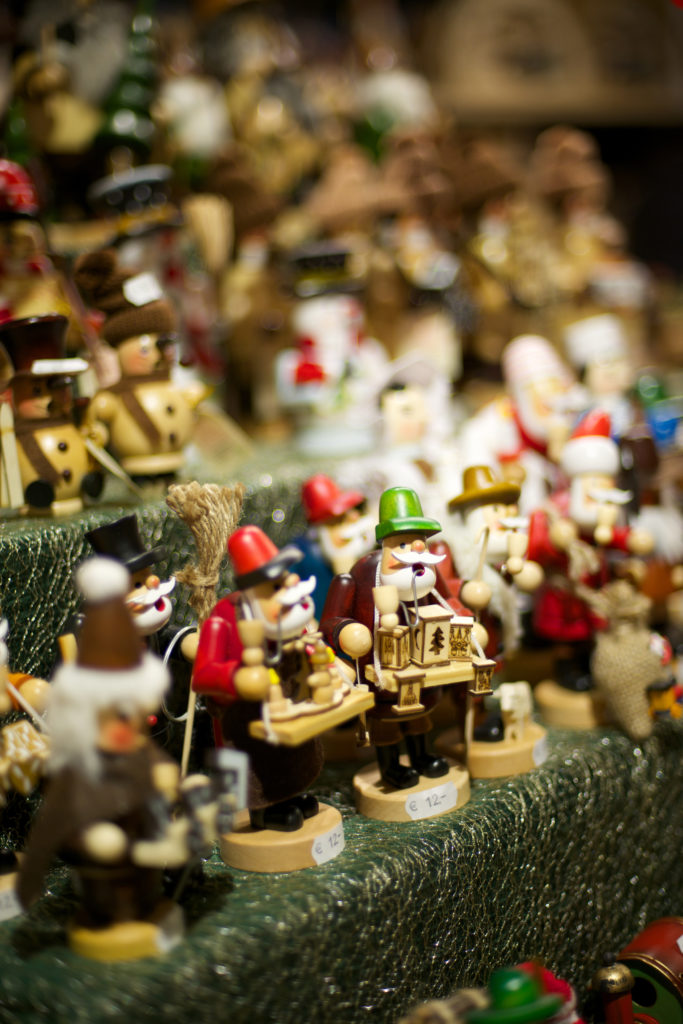 Handicrafts from Christmas Markets