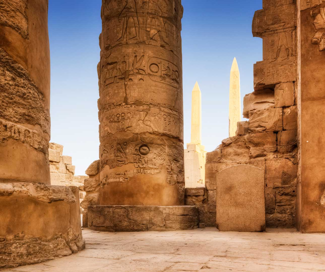Egyptian Temples