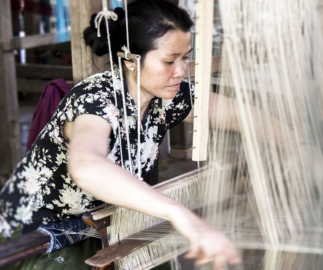 Textile traditions in Laos