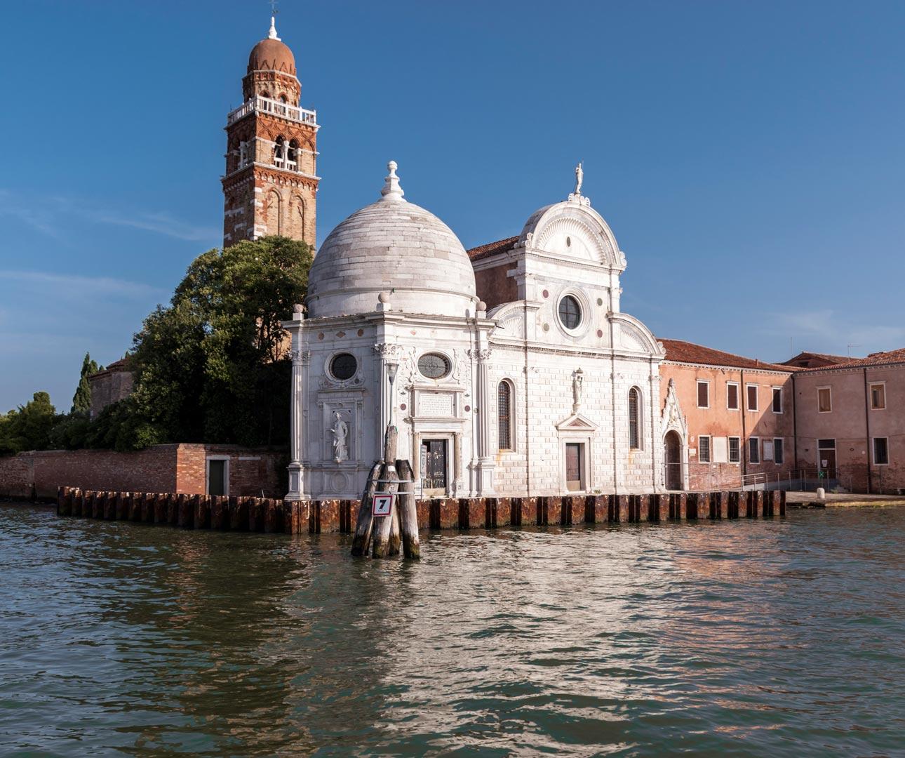 San Michele Island