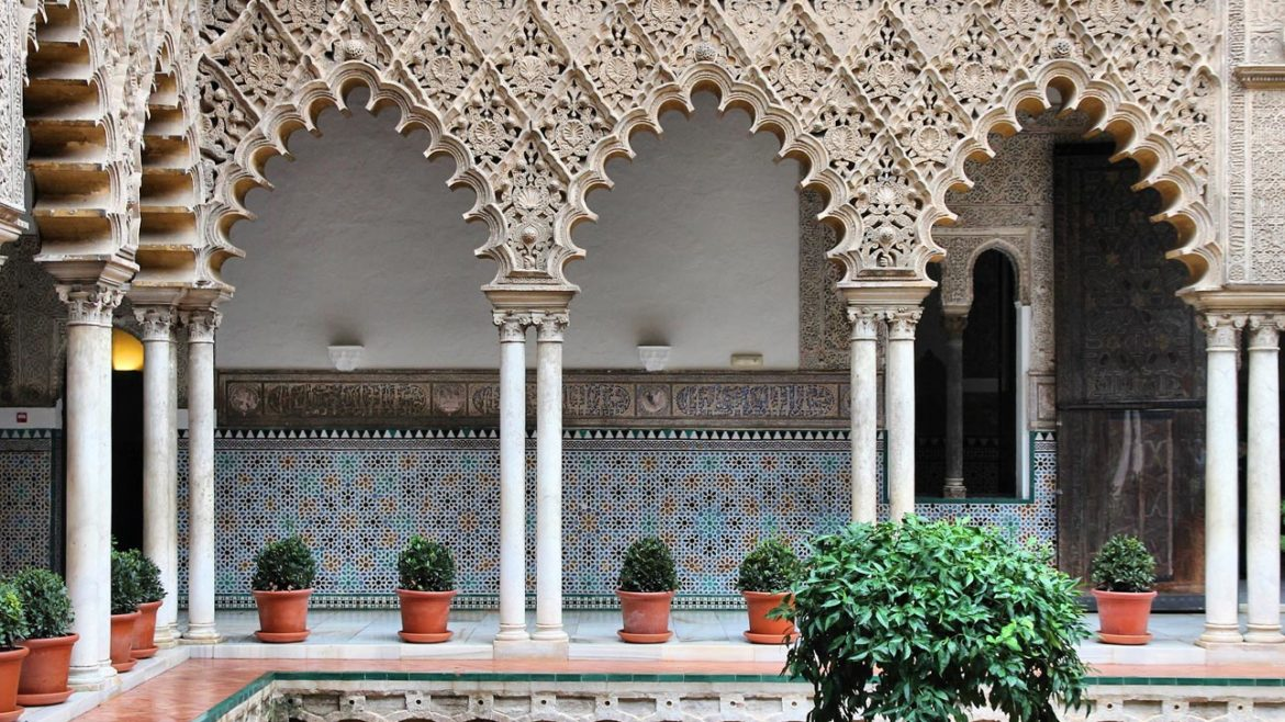 Moorish Palaces