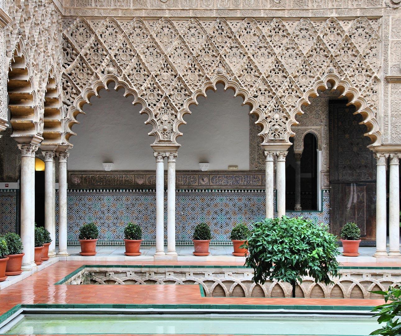 Moorish Palaces