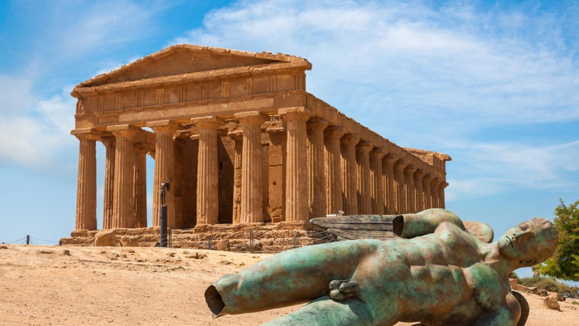Valley of the Temple Agrigento