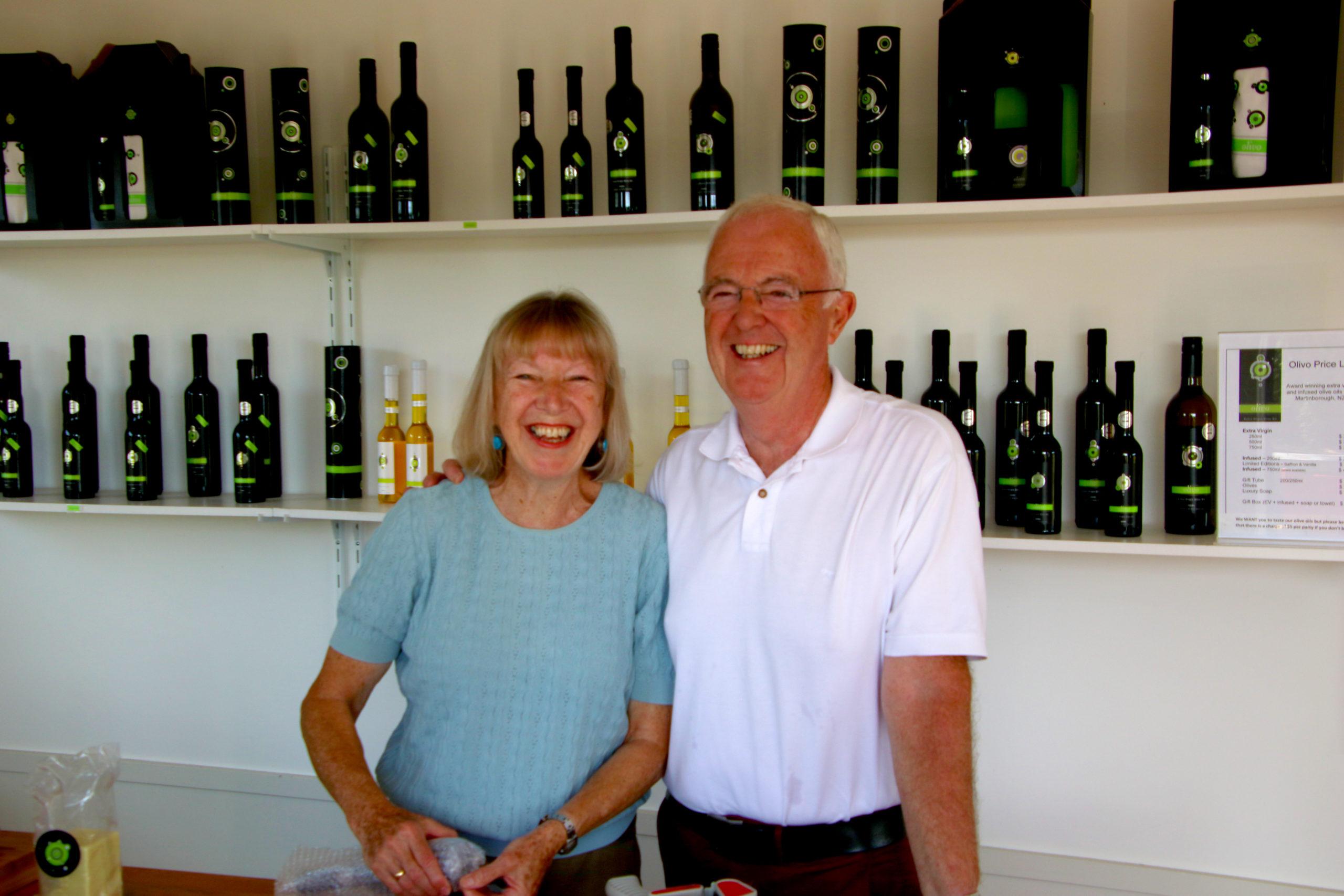 John and Helen from Olivo