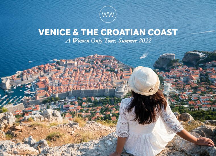 Venice & the Croatian Coast: A Women-Only Tour