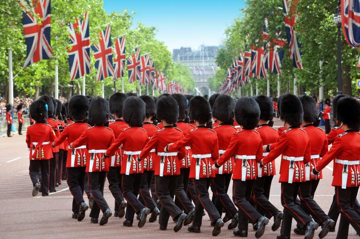 England - London Guard