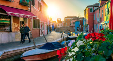 Brighten Up Your Vacation in the World's Most Colorful Cities