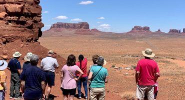 Happy travelers enjoy magical USA tours once again