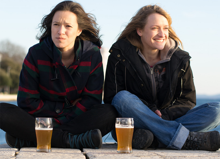 Ana Teskera and Maja Šepetavec, a project borne out of passion.